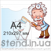Стенд для медкабінету (20804)