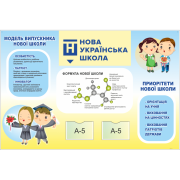 Стенд Нова українська школа (271507)