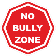 Стенд No bully zone (271605)