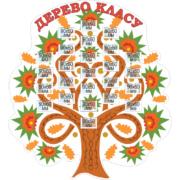 Стенд Дерево класу (270278)