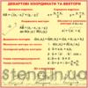 Стенд для кабінету математики (270310.17)