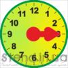 Роздаточний матеріал Годинник (22305)