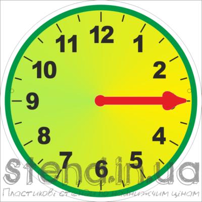 Демонстраційний матеріал Годинник (22306)