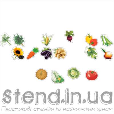 Набір Овочі (22319)