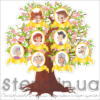 Стенд Моя родина (22321.1)