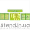 Стенд Базовий компонент дошкільної освіти (22405)