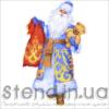 Декорація до Нового Року на підставці Дід Мороз (2508)