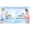 Стенд Поради лікаря-педіатра (20859)
