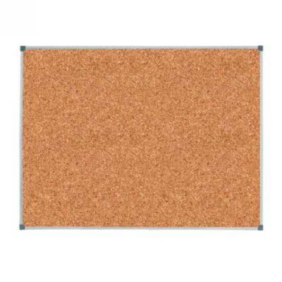 Коркова (пробкова) дошка в алюмінієвій рамці 100х70 см (270845.2)