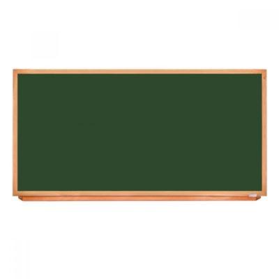 Дошка крейдяна магнітна в дерев'яній рамці 200х100 см (270847.1)
