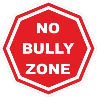 Стенд No bully zone (271600.5)
