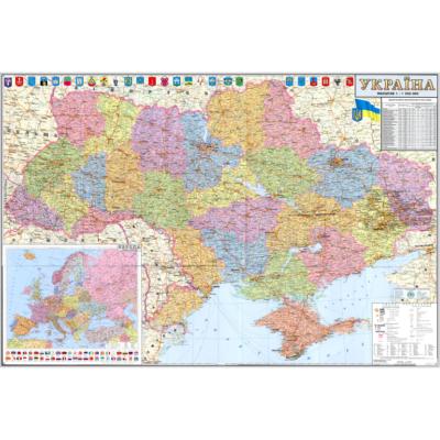 Стенд Карта України (270302.16)