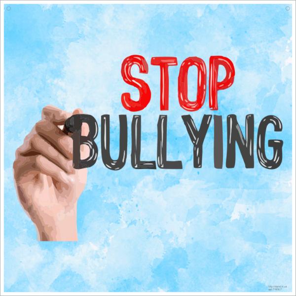 Стенд Stop Bullying (271600.7)