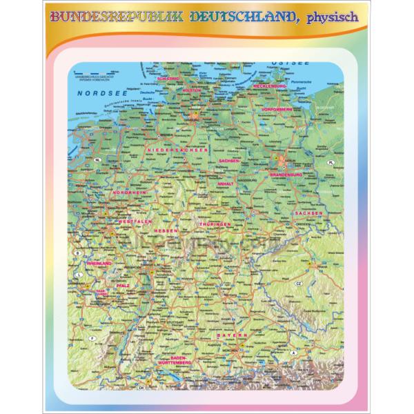 Стенд Bundesrepublik Deutschland, physisch (270306.34)