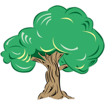 Настінна декорація Дерево (2530.20)