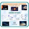 Стенд Астрономічний куточок (270321.29)