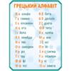 Стенд Грецький алфавіт (270321.31)