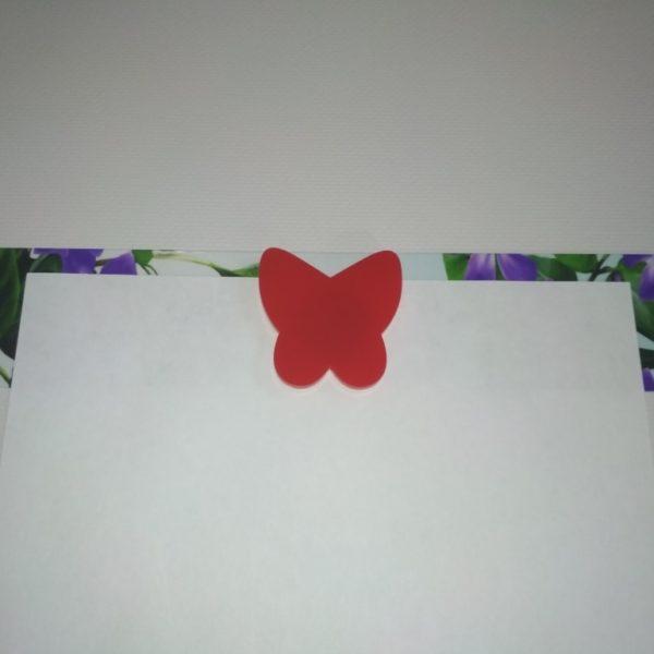 Магніт для малюнків Метелик (71804)