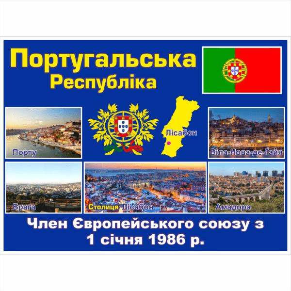 Стенд ЄС: Португальська Республіка (2714190.13)