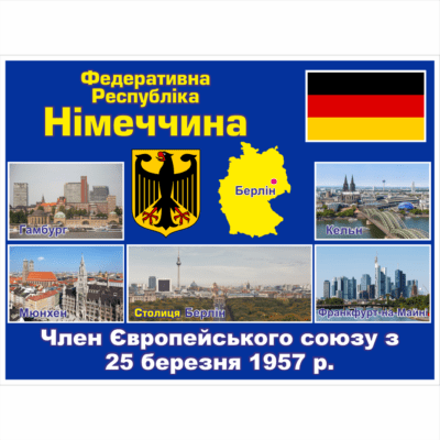 Стенд ЄС: Федеративна Республіка Німеччина (2714190.14)