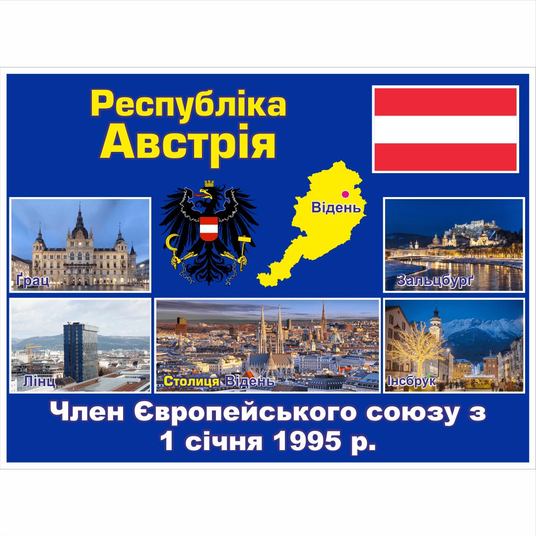 Стенд ЄС: Республіка Австрія (2714190.21)