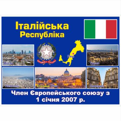 Стенд ЄС: Італійська Республіка (2714190.24)